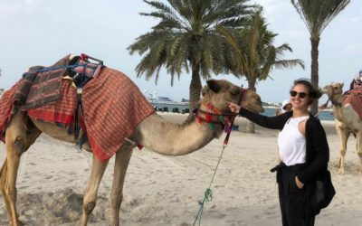 Als europäische Frau in Abu Dhabi leben